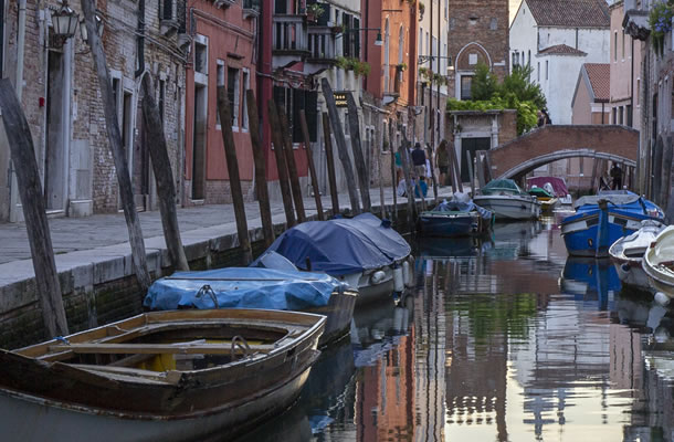 Stories from Venice
