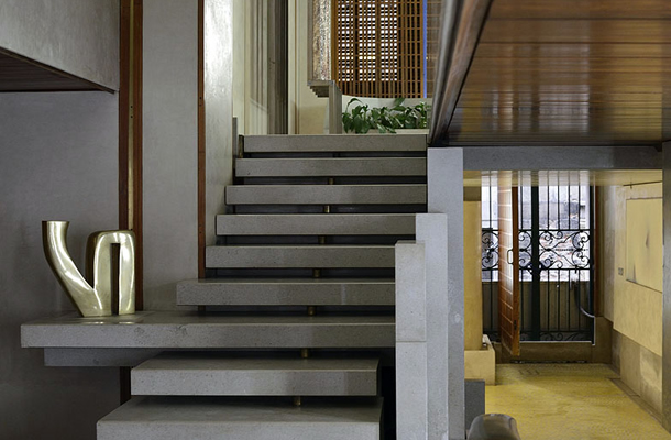 Contemporary architecture: Carlo Scarpa