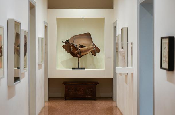 contemporary art in Venice