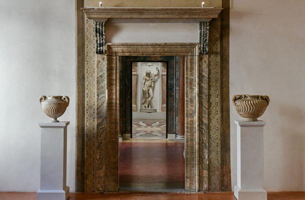 Venetian private heritage. Palazzo Grimani
