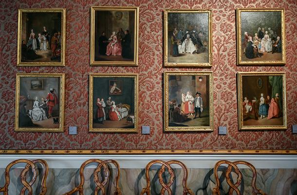 Venetian private heritage: Palazzo Querini Stampalia