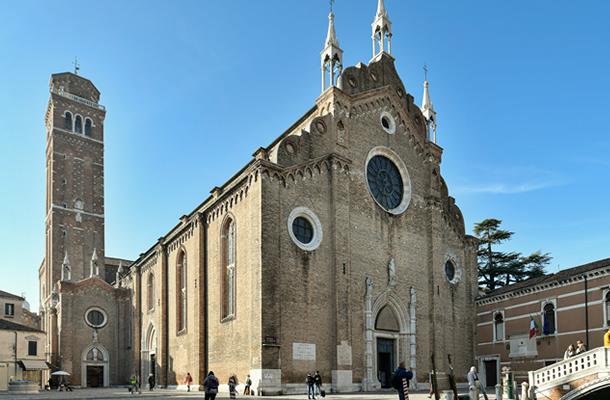 "city's ""sestieri"": Dorsoduro & San Polo"