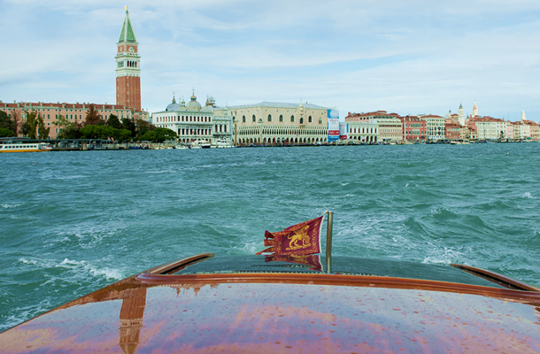 Venice for day trippers - cruise shore excursion