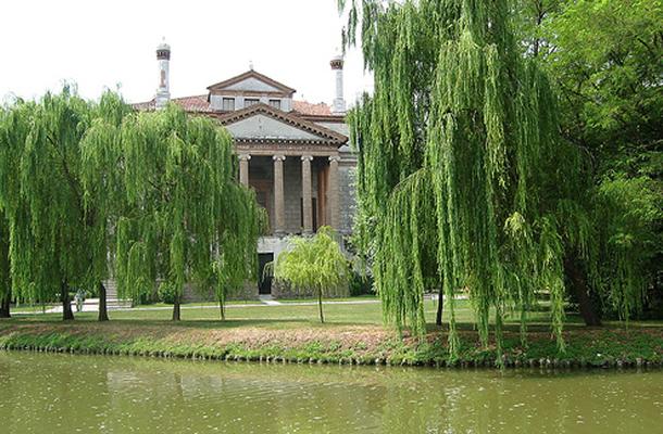 Palladio in Venice. Villas