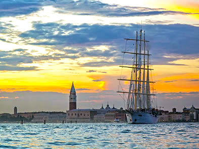 Introductory tours of Venice